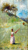 Charles Conder: The Fatal Colors