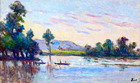 Maximilien Luce: The Riverscape