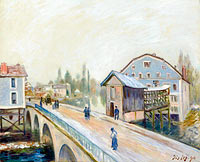 The Bridge of Moret