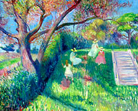 William Glackens: The Swing
