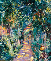 Jean-Baptiste-Armand Guillaumin: The Garden at Pontcharra
