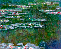 Claude Monet: The Waterlilies