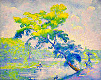 Henri-Edmond Cross: Benting Tree