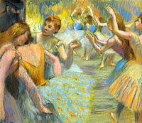 Edgar Degas: The Ballet