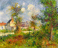 Landscape at Normandie