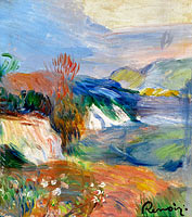 Pierre-Auguste Renoir: Seaside