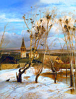 Alexei Savrasov: Rooks have Returned