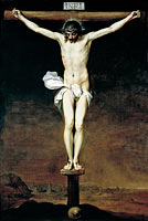 Alonso Cano: Cristo crucificado