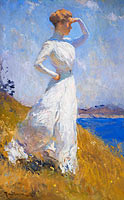 Frank Weston Benson: Sunlight