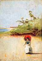 Charles Conder: All on a summer's day
