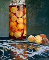 Claude Monet: Jar of Peaches