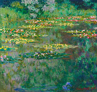Claude Monet: Le Bassin des Nympheas