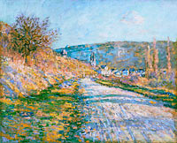 Claude Monet: The Road to Vétheuil