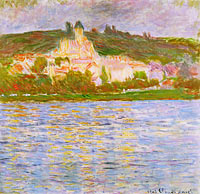 Claude Monet: Vétheuil (2)