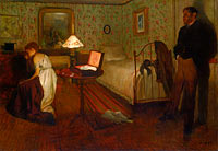 Edgar Degas: Interior