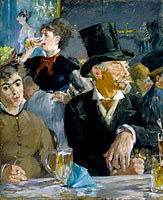 Édouard Manet: At the Café