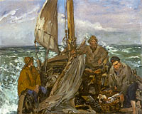 Édouard Manet: The Toilers of the Sea