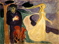 Edvard Munch: Separation