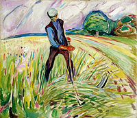 Edvard Munch: The Haymaker
