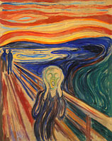Эдвард Мунк: The Scream