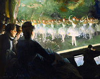 Everett Shinn: The White Ballet