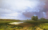 Fyodor Vasilyev: Wet Meadow