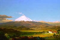 Frederic Edwin Church: Cotopaxi (1)