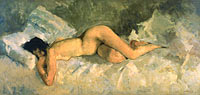 Reclining nude (1)