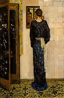 George Hendrik Breitner: The Earring