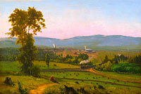 George Inness: The Lackawanna Valley