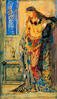 Gustave Moreau: The Toilette