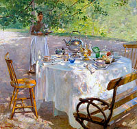 Hanna Pauli: Breakfast-Time