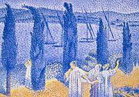 Henri-Edmond Cross: The Promenade