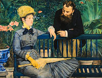 Édouard Manet: In the Conservatory