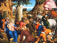 Jacopo Bassano: The Adoration of the Kings