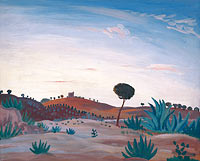 James D. Innes: Spanish landscape