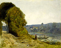 The Departure of the Boatman