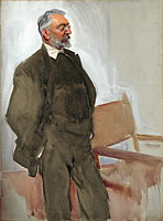 Portrait of Unamuno