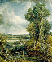 John Constable: The Vale of Dedham