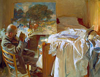 John Singer Sargent: An Artist in His Studio