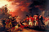 John Trumbull: The Sortie Made by the Garrison of Gilbraltar
