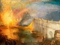 The Burning of the Houses of Lords and Commons, 16th October, 1834