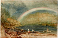 The Rainbow: Osterspai and Filsen