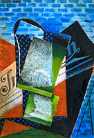 Juan Gris: Abstraction