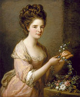 Portrait of Eleanor, Countess of Lauderdale