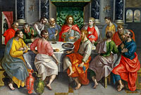 Maerten de Vos: The Last Supper