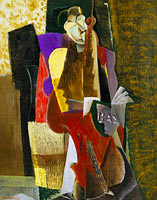 Max Weber: The Cellist