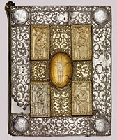 Othlon of Regensburg: The Mondsee Gospels and Treasure Binding with the Evangelists and Crucifixion