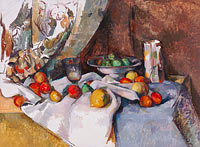 Paul Cézanne: Still Life with Apples (4)