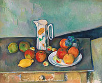 Paul Cézanne: Still life (8)